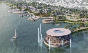 JABI LAKE LUXURY RESORT DEVELOPMENT  Image