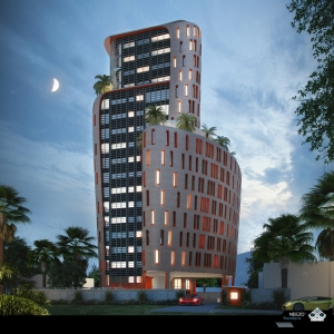 Athena Ramzi Towers Image