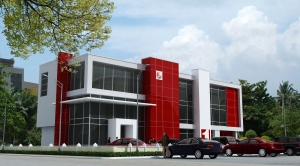 STERLING BANK BRANCH DESIGN Image